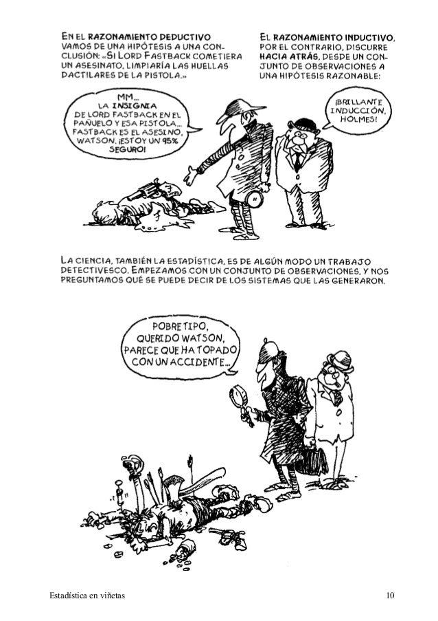 Estadística en viñetas 10