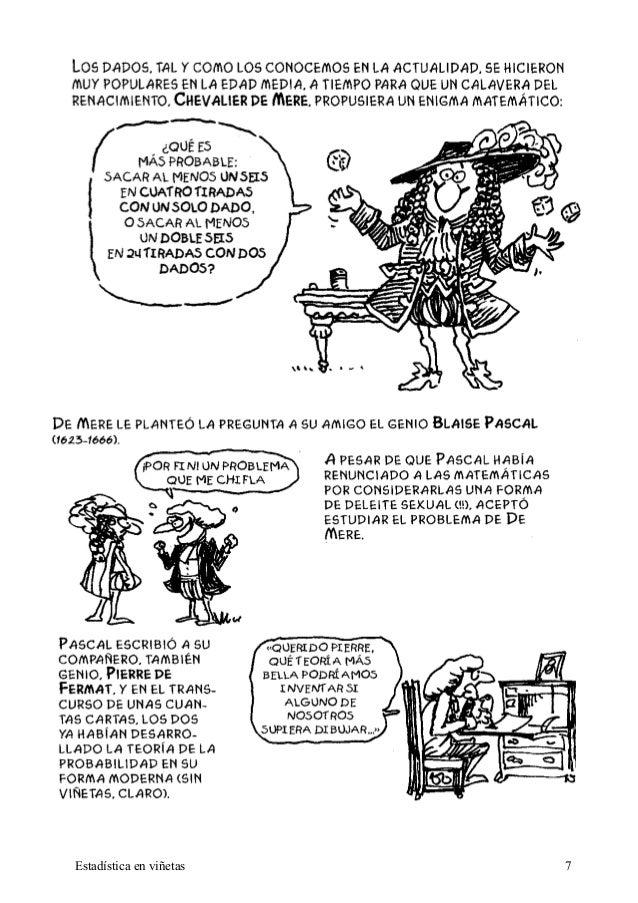 Estadística en viñetas 7
