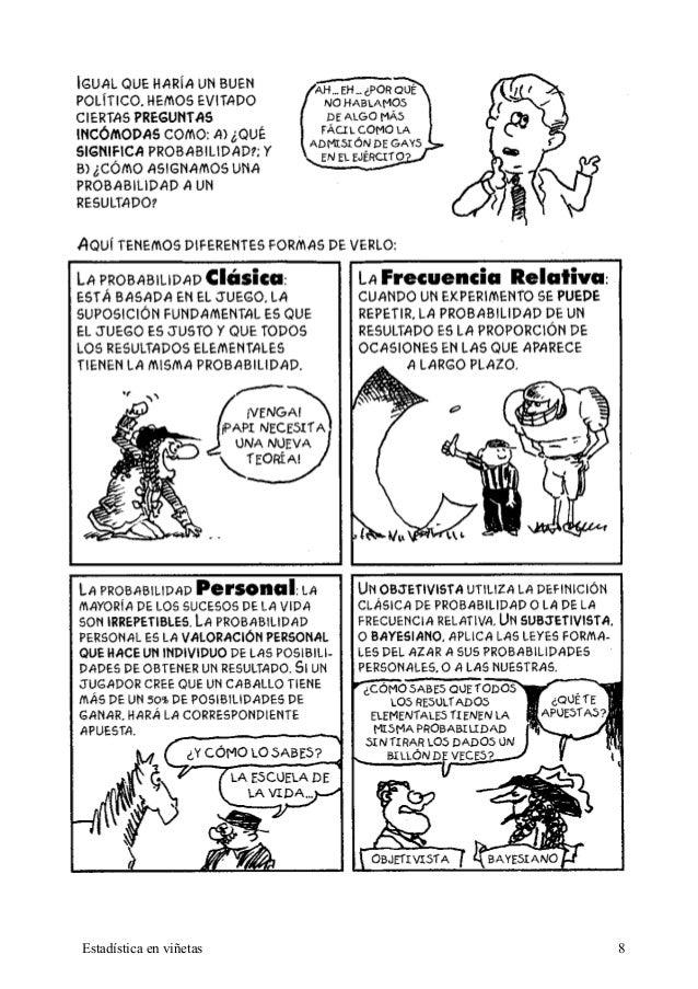 Estadística en viñetas 8
