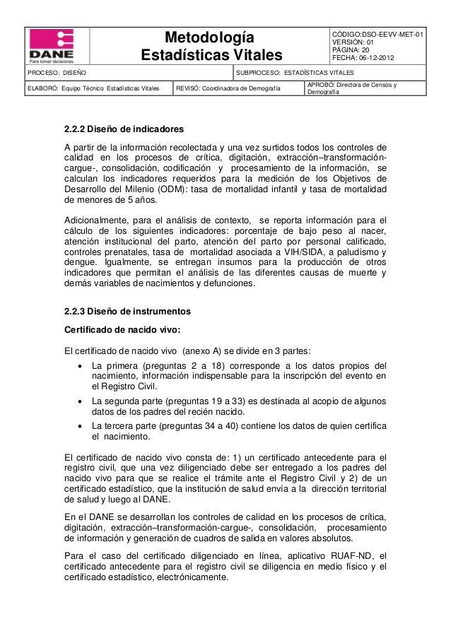 Famoso Departamento De Salud Certificado De Nacimiento Foto ...