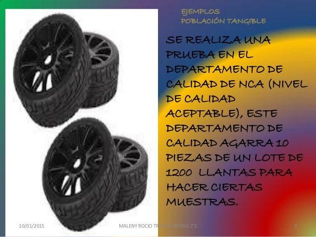 SE REALIZA UNA PRUEBA EN EL DEPARTAMENTO DE CALIDAD DE NCA (NIVEL DE CALIDAD ACEPTABLE), ESTE DEPARTAMENTO DE CALIDAD AGAR...