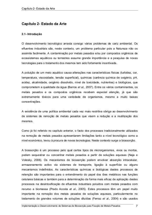 Capítulo 2- Estado da ArteCapítulo 2- Estado da Arte2.1- IntroduçãoO desenvolvimento tecnológico arrasta consigo vários pr...