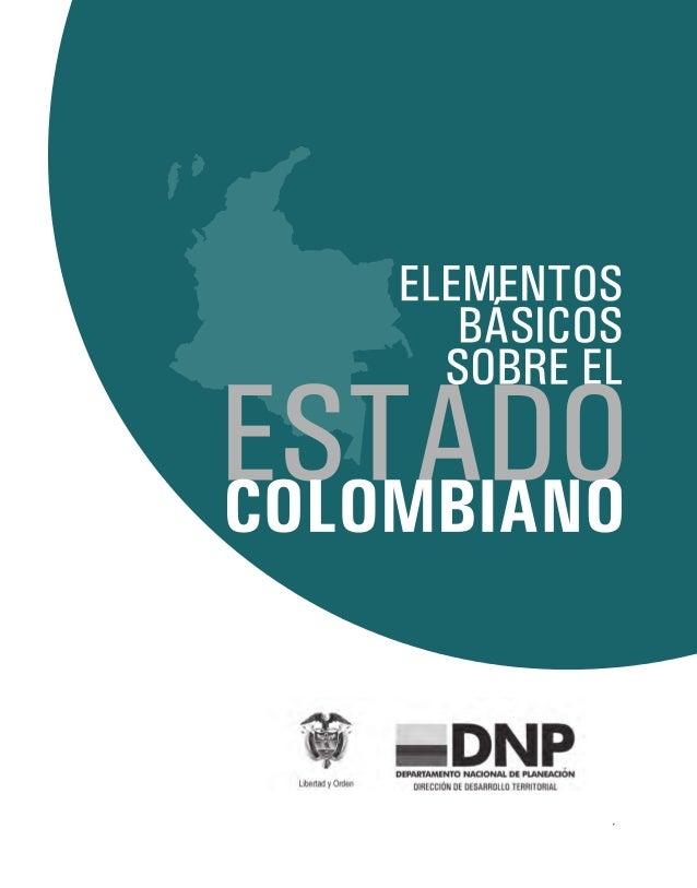 www.dnp.gov.co Dirección General Esteban Piedrahita Uribe Subdirección General Juan Mauricio Ramírez Secretaría General El...