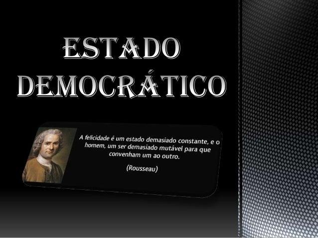 ¤Os regimes democráticos são estabelecidos em muitos países e seu caminho tem sido longo e cheio de lutas pela igualdade.