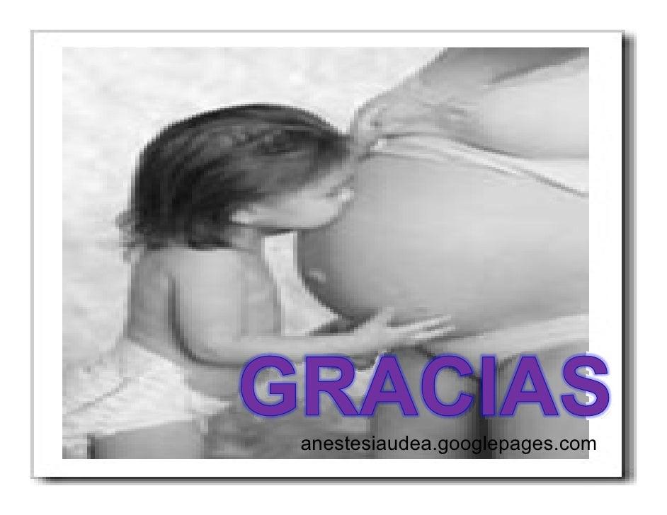 Estado Fetal No Tranquilizador