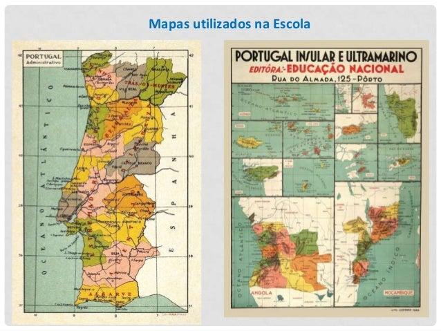 o novo mapa de portugal Estado Novo 1 o novo mapa de portugal