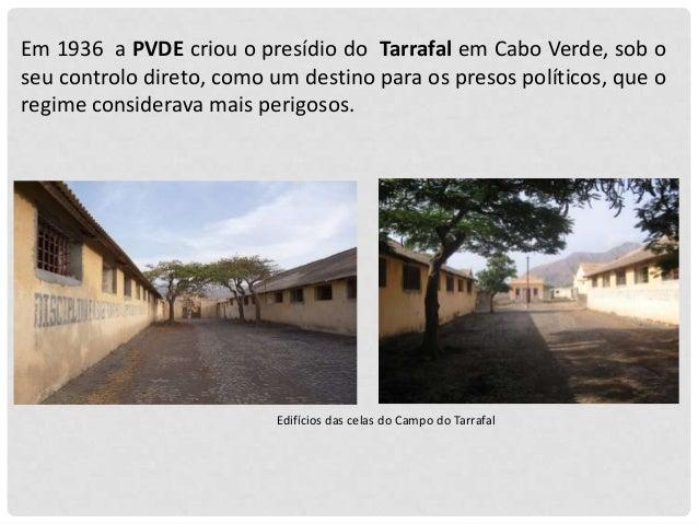 Prisão do Aljube  Prisão de Caxias  Prisão de Peniche  Prisão da PIDE no Porto
