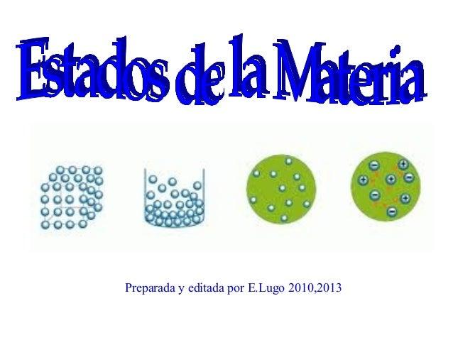 Preparada y editada por E.Lugo 2010,2013