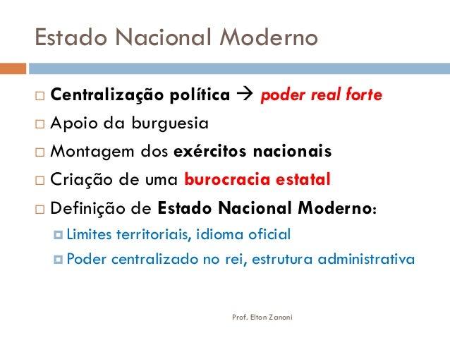 ESTADO NACIONAL MODERNO EPUB