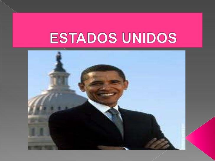 ESTADOS UNIDOS<br />