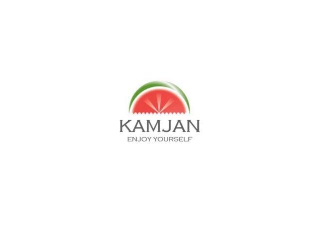 EMPRESA  Kamjan do Brasil Comércio de Melancias LTDA