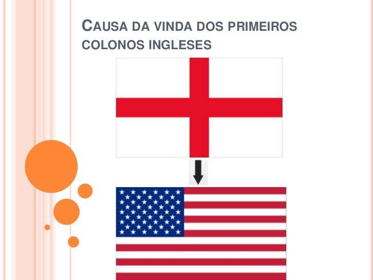 Estados Unidos da América Slide 3