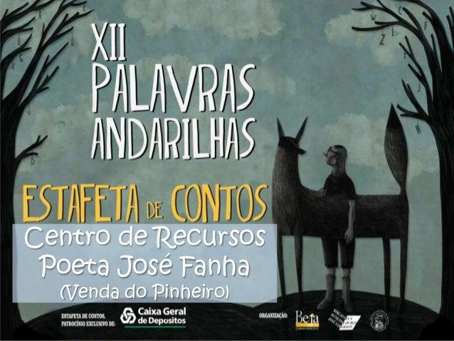 Álbum de fotografias                por leniasCentro de Recursos Poeta José Fanha  (Venda do Pinheiro)