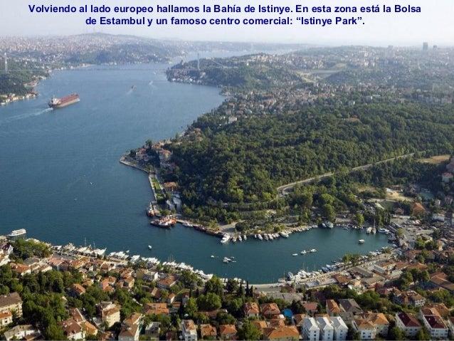 Y eniköy, pueblo que se remo nta a la época bizantina, está repleto de villas del siglo XIX.