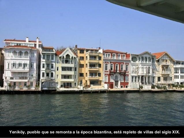 Beykoz, en la zona a siática, era un tranquilo pueblo de pescadores,  pero hoy también está cercado de lujosas villas.