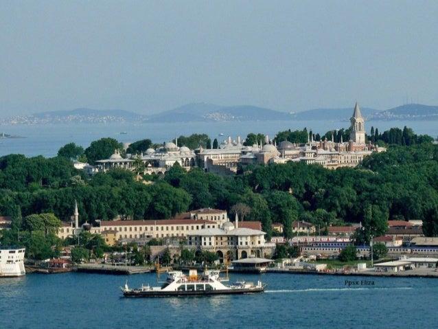 Estambul - La ciudad de dos continentes - Relato de un viaje