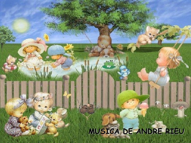 MUSICA DE ANDRE RIEU