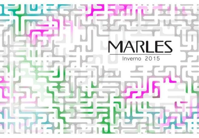 Estamparia - Inverno 2015 - MARLES