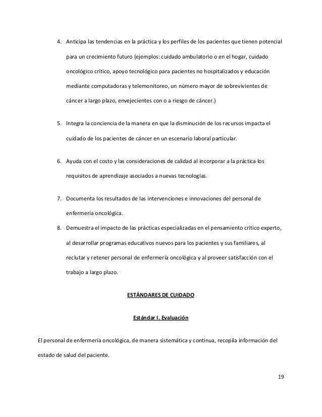 19 4. Anticipa las tendencias en la práctica y los perfiles de los pacientes que tienen potencial para un crecimiento futu...