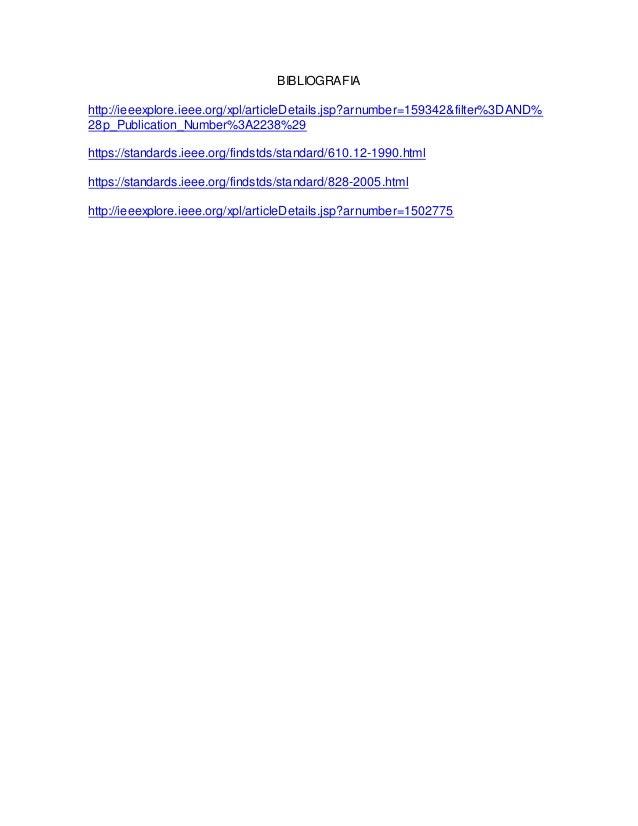 BIBLIOGRAFIA http://ieeexplore.ieee.org/xpl/articleDetails.jsp?arnumber=159342&filter%3DAND% 28p_Publication_Number%3A2238...
