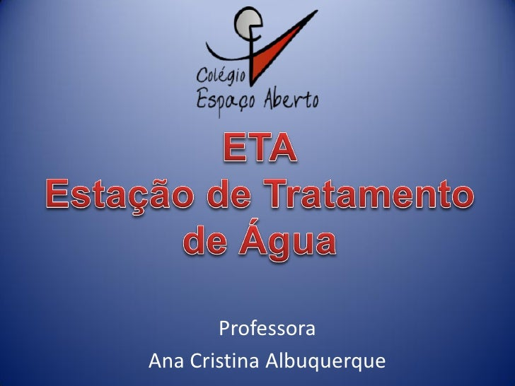Professora Ana Cristina Albuquerque