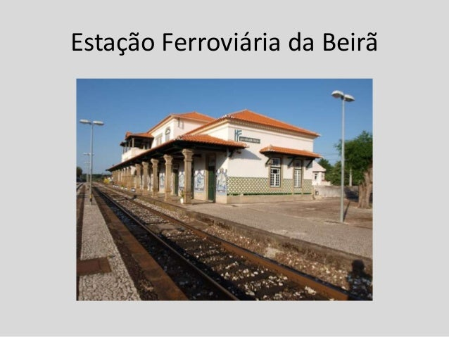 Estação Ferroviária da Beirã