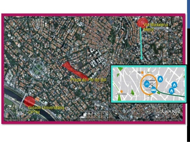 Estação vila madalena Slide 3