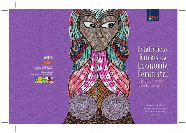 Estatísticas Ruraise aEconomia Feministaum olhar sobre o trabalho das mulheres