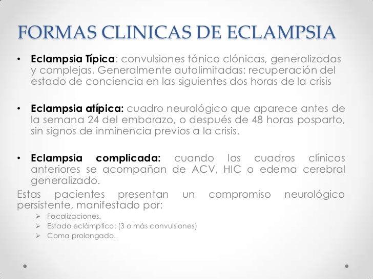 Clasificación de trastornos hipertensivos del embarazo<br />