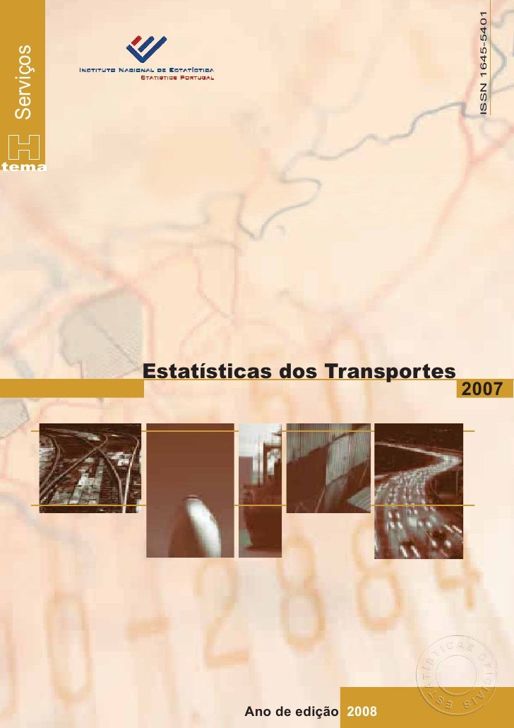 EstatíSticas Dos Transportes