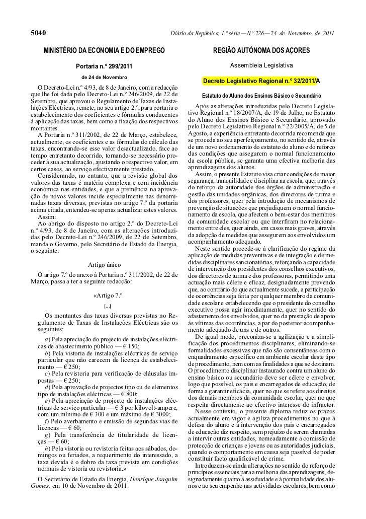 5040                                                      Diário da República, 1.ª série — N.º 226 — 24 de Novembro de 201...