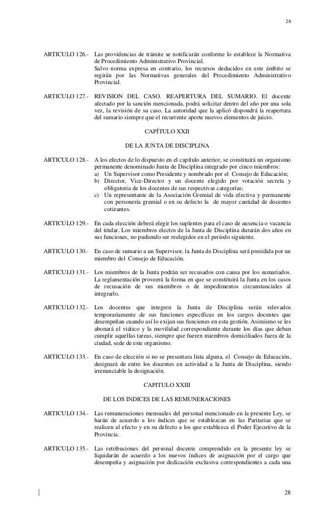 Estatuto docente 26 02-2010