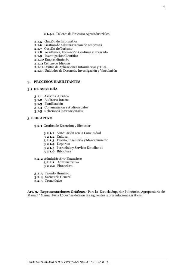 4  2.1.4.2 Talleres de Procesos Agroindustriales  2.1.5 Gestión de Informática  2.1.6 Gestión de Administración de Empresa...