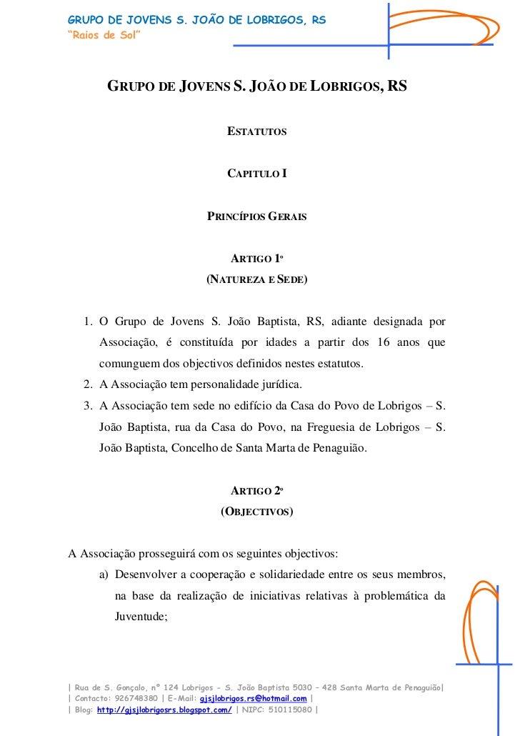 """GRUPO DE JOVENS S. JOÃO DE LOBRIGOS, RS""""Raios de Sol""""         GRUPO DE JOVENS S. JOÃO DE LOBRIGOS, RS                     ..."""