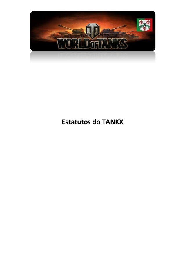 Estatutos do TANKX