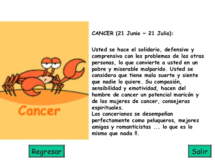 Este es el mejor horoscopo - Mejor signo del zodiaco ...