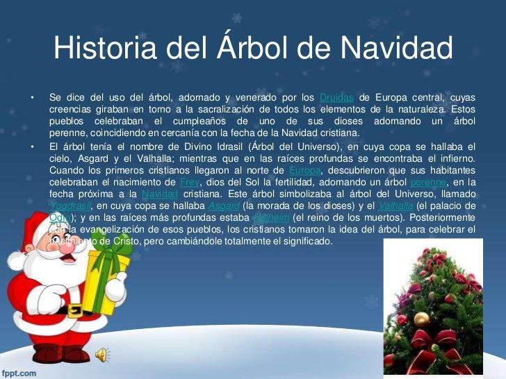 Estefania gutierrez navidad - Arbol tipico de navidad ...