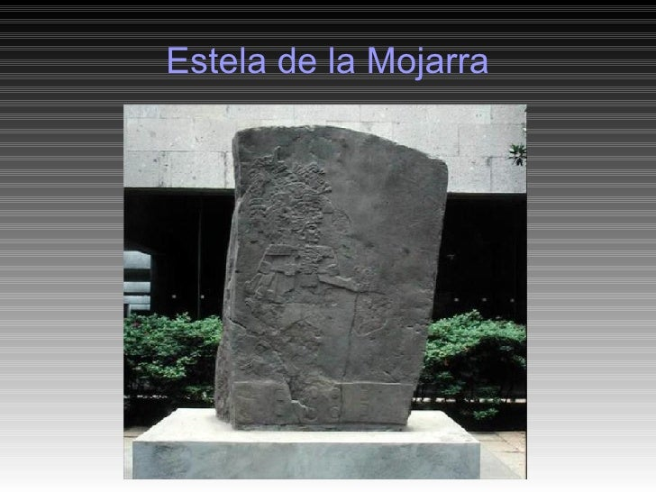Estela de la Mojarra