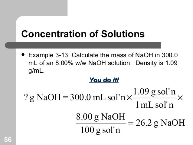 solution and concentration in chemistry Homework resources in concentration of solutions - chemistry - science.