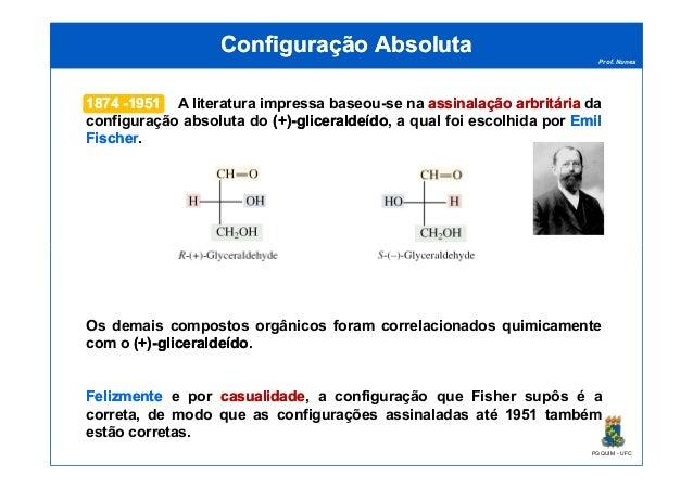 Prof. Nunes Configuração AbsolutaConfiguração Absoluta 18741874 --19511951 A literatura impressa baseou-se na assinalaçãoa...