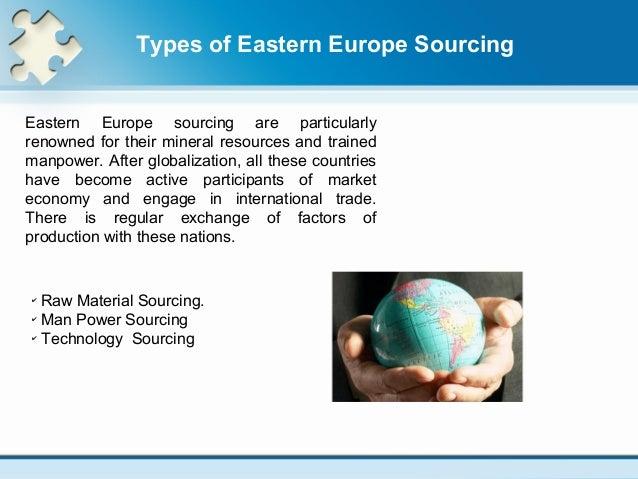 Eastern Europe Sourcing Knowledge