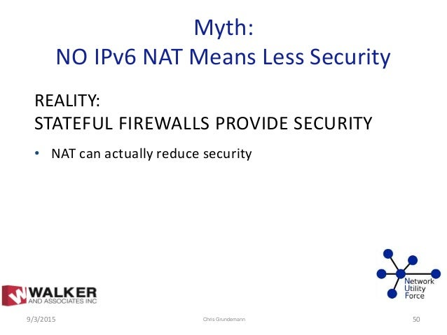 ipv6 security issues The current state of ipv6 usage, ipv4 to ipv6 transition issues and the managerial   before elaborating on security issues related to ipv6 and comparing its.