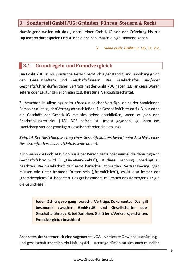 Ebook Fuer Gruender Und Selbstaendige Steuern Und Recht Von Esteu