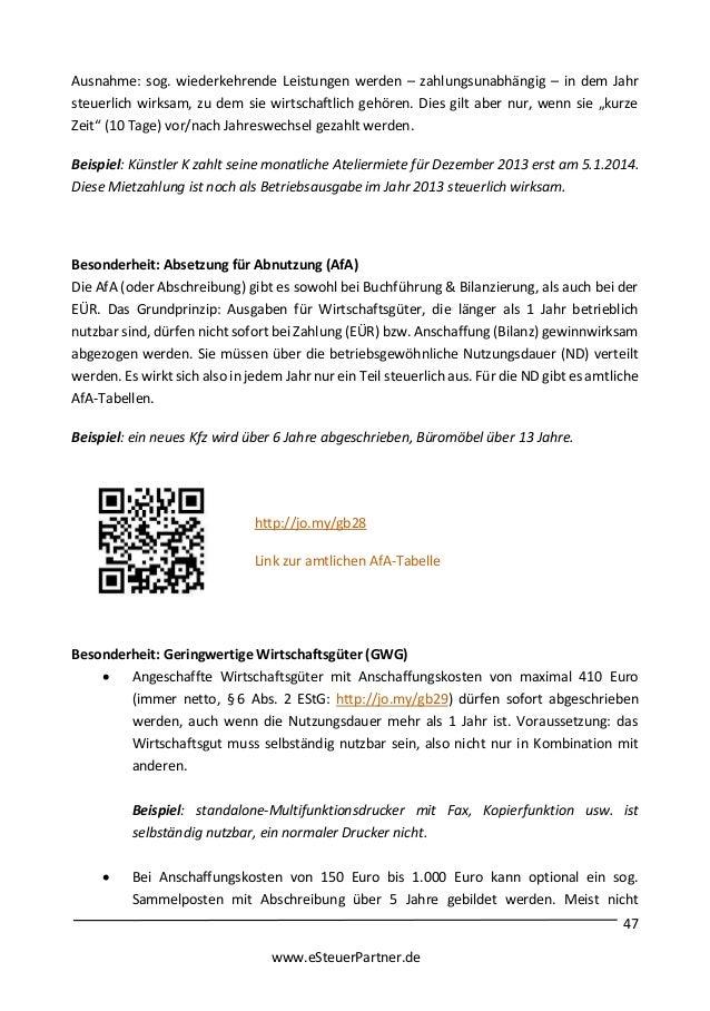 eBook fuer Gruender und Selbstaendige - Steuern und Recht - von eSteu…