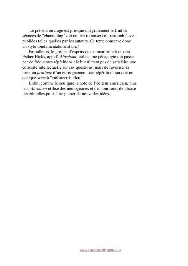 les 12 secrets de la loi de l attraction pdf