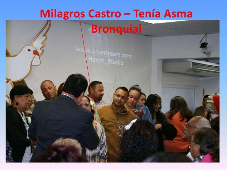 Milagros Castro – Tenía Asma Bronquial<br />