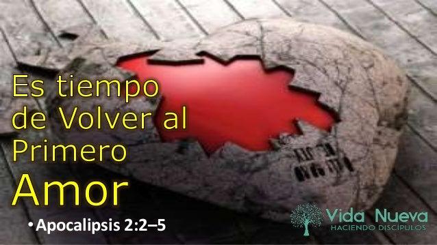 •Apocalipsis 2:2–5
