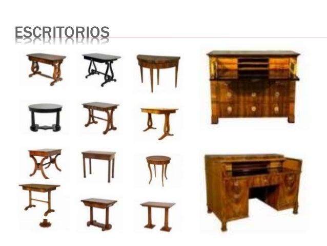 historia del mueble estilo biedermeier