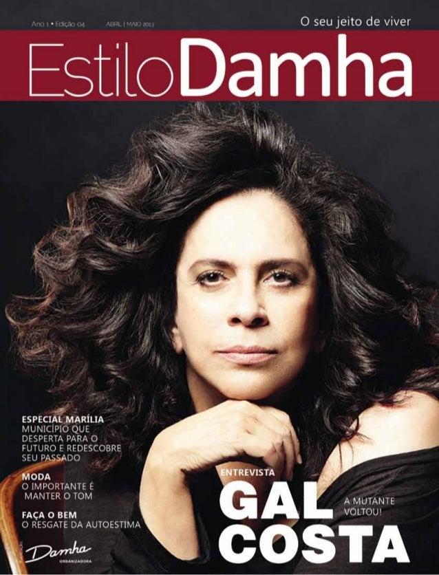 2 | Estilo Damha Abril | Maio 2013