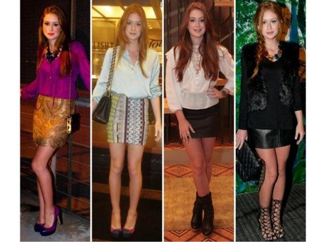 Os melhores looks da Marina Ruy Barbosa.